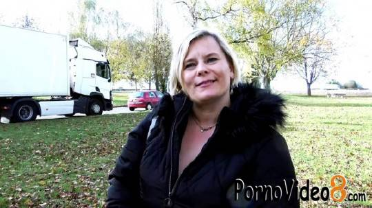 JacquieEtMichelTV: Morgane - Morgane, 44ans, ecume les aires dautoroute (French) (FullHD/1080p/1.15 GB)