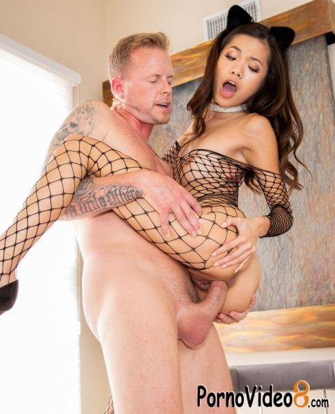 JulesJordan: Vina Sky - Vina Sky Asian Teen Slut Puppy (HD/720p/963 MB)