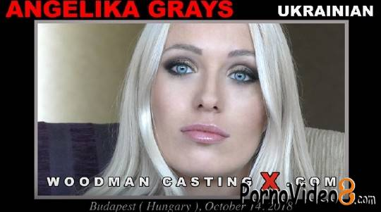 WoodmanCastingX: Angelika Grays - Angelika Grays Casting (FullHD/1080p/1.34 GB)