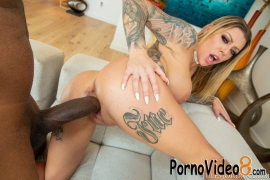 JulesJordan: Karma RX - Has A Prescription For Black Cock (SD/480p/531 MB)