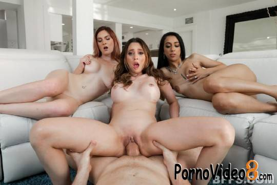 BFFS: Kiarra Kai, Quinn Wilde, Kara Lee - Briding Dirty (SD/480p/768 MB)