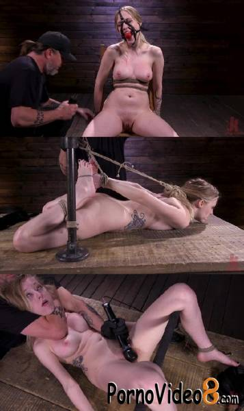 HogTied: Violet October - Sassy Pain Slut Gets Tormented in Bondage (HD/720p/1.62 GB)