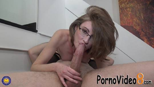 Mature.nl: Beatrice (EU)(32) - Horny French mature lady loves getting an anal fuck hard and long (FullHD/1080p/1.37 GB)