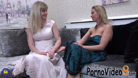 Mature.nl: Cass (EU) (47), Katrina (EU) (46) - These two naughty British mature ladies love to lick eachother wet and wild (FullHD/1080p/1.75 GB)