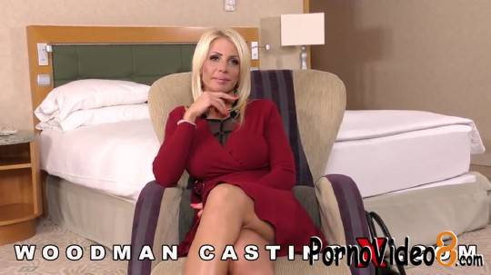 WoodmanCastingX: Tiffany Rousso - Tiffany Rousso has an audition with Pierre Woodman (SD/480p/623 MB)