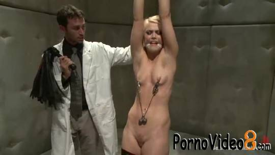 SexAndSubmission: Ash Hollywood - Sadistic Therapy: Delusional Patient gets Harsh Sexual Treatment (SD/540p/453 MB)
