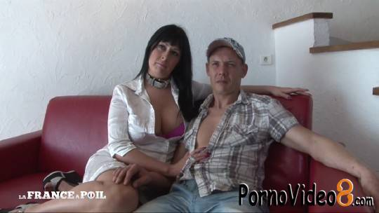 LaFranceaPoil: Savannah - Amateur couple from Belgium came to try Double penetration in our house (HD/720p/468 MB)
