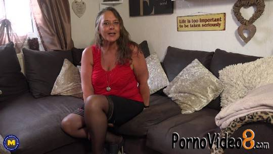 Mature.nl: Sami (EU) (53) - Sami is Mature, alone and very frisky! Lets see what shes up to (FullHD/1080p/2.06 GB)