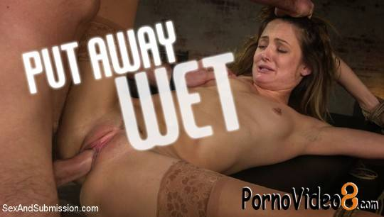 Kink: Zoe Sparx - Put Away Wet: Zoe Sparx Squirts Under Charles Dera's Punishing Cock (SD/540p/772 MB)
