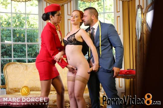 DorcelClub: Ella Hughes, Mariska - Ella Hughes The Hostess Selected By Mariska (FullHD/1080p/929 MB)