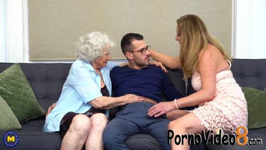 Mature.nl: Elizabeth (49) & Maria (85) - It's gonna be a wild 3some (FullHD/1080p/2.24 GB)