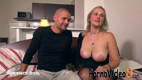 LaFranceaPoil: Melany Paris - Gorgeous 30 yo blonde nurse gets her ass pounded and jizzed on her big milky breast for her 1st casting couch (HD/720p/497 MB)