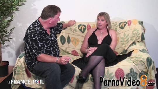 LaFranceaPoil: Alicia - Mature Chubby Blonde (HD/720p/597 MB)