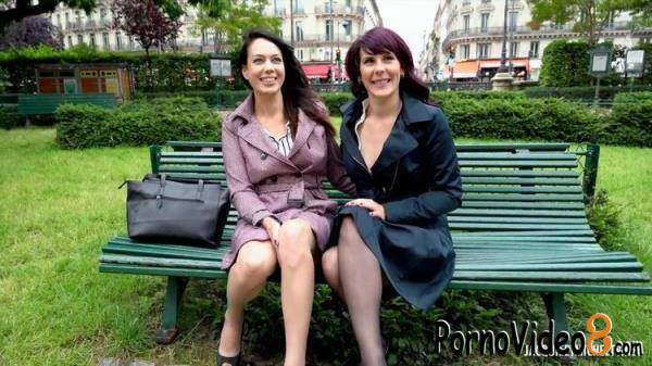 JacquieetMichelTV, Indecentes-Voisines: Camille, Adeline - No Taboos Between Camille And Adeline! (FullHD/1080p/1.07 GB)