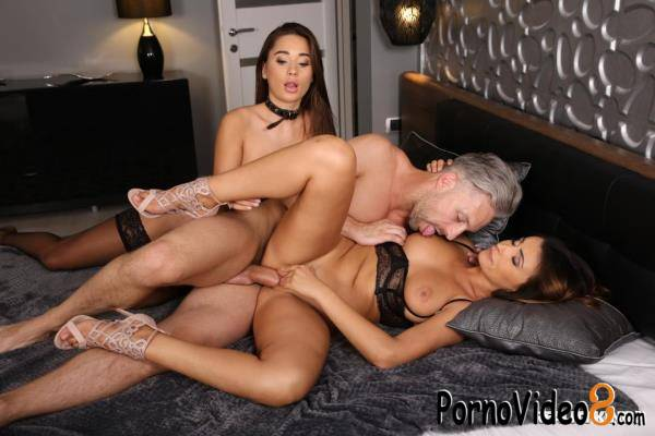 RealityKings: Alyssia Kent, Liya Silver - The Help (SD/480p/455 MB)