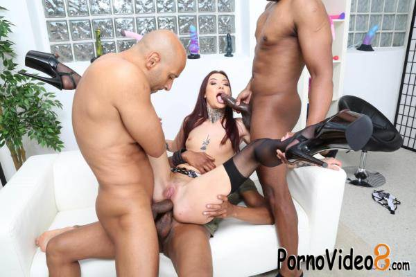 LegalPorno: Tabitha Poison - Tabitha Poison Vs 3 BBC With Balls Deep Anal, DAP, Gapes, Manhandle, Anal Fisting And Swallow GIO1606 (HD/720p/1.67 GB)