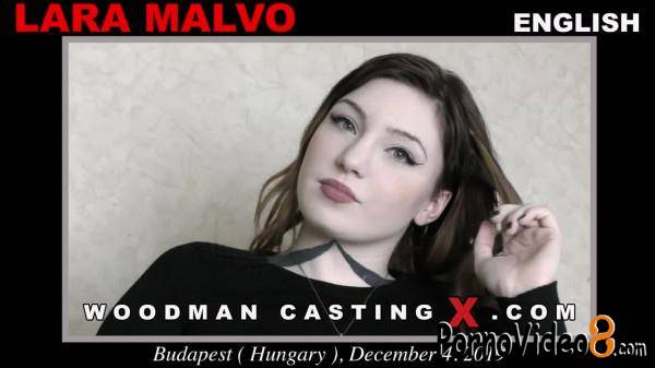 WoodmanCastingX, PierreWoodman: Lara Malvo - Casting Updated (HD/720p/1.17 GB)