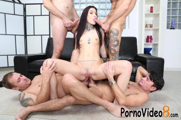 LegalPorno: Tabitha Poison - Naked Barefoot with Tabitha Poison, 5on1 Balls Deep Anal, Gapes, DAP, ATM and Swallow GIO1657 (HD/720p/2.00 GB)