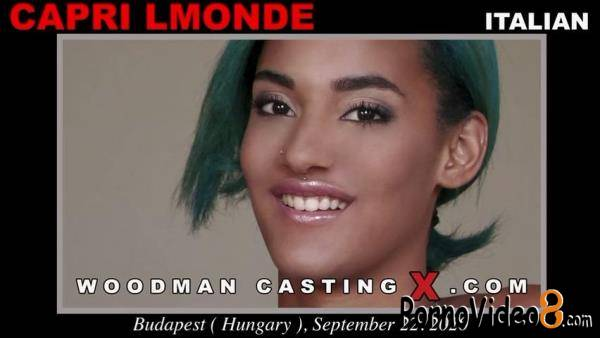 WoodmanCastingX: Capri Lmonde - Casting *UPDATE* FULL (HD/720p/1.82 GB)