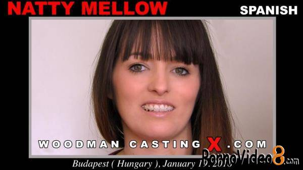 WoodmanCastingX, PierreWoodman: Natty Mellow - CASTING *Updated* (FullHD/1080p/2.62 GB)